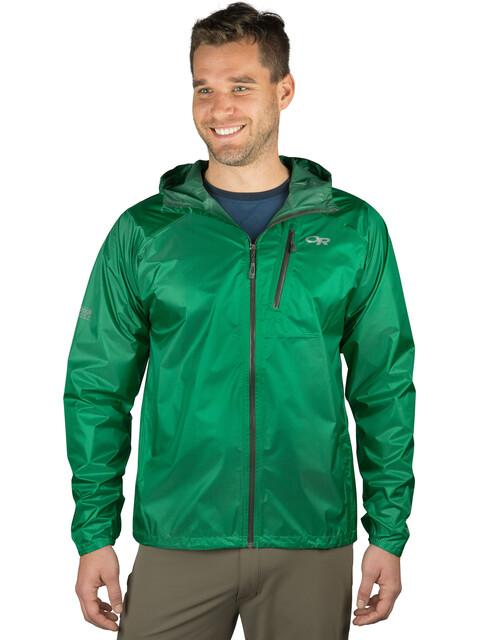 Outdoor Research M's Helium II Jacket Aloe/Charcoal